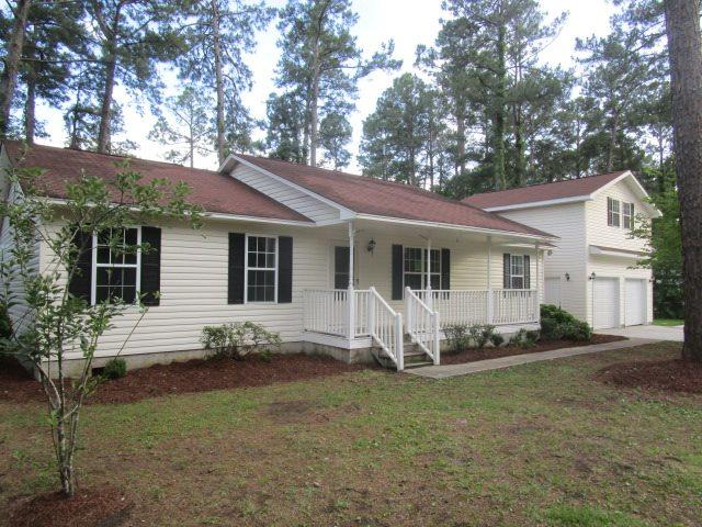 43 Partridge Lane, Pawleys Island, SC 29585 (MLS #1811237) :: Matt Harper Team