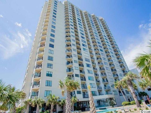 1605 S Ocean Blvd #609, Myrtle Beach, SC 29577 (MLS #1811624) :: The Greg Sisson Team with RE/MAX First Choice