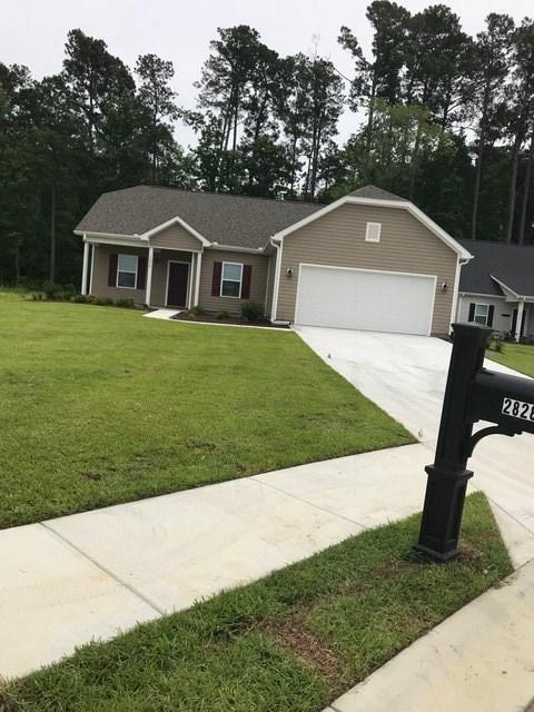 2828 Desert Rose St, Little River, SC 29566 (MLS #1812120) :: The Litchfield Company