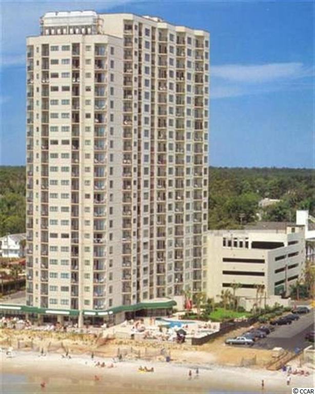 1605 S Ocean Blvd. #202, Myrtle Beach, SC 29577 (MLS #1812985) :: Trading Spaces Realty