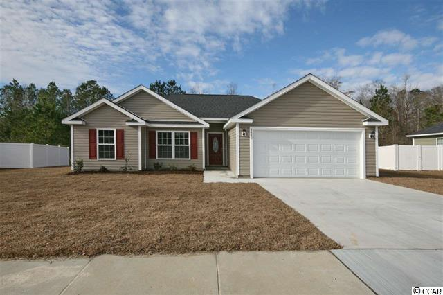 1821 Heirloom Dr, Conway, SC 29527 (MLS #1813006) :: Myrtle Beach Rental Connections