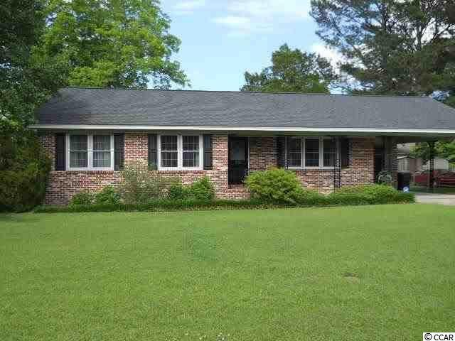 1004 Myrtle Street, Mullins, SC 29574 (MLS #1813165) :: James W. Smith Real Estate Co.