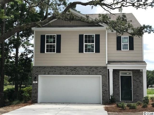 129 Parkglen Drive, Pawleys Island, SC 29585 (MLS #1814749) :: Trading Spaces Realty