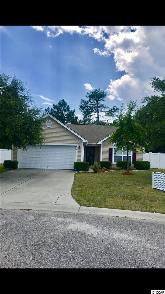 203 Bittersweet Lane, Myrtle Beach, SC 29579 (MLS #1814816) :: The Greg Sisson Team with RE/MAX First Choice