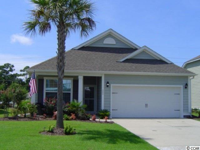 294 Coral Beach Circle, Surfside Beach, SC 29575 (MLS #1815471) :: The Litchfield Company