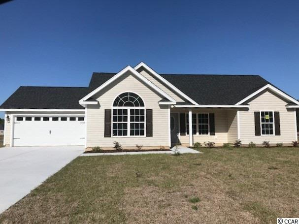 268 Macarthur Dr., Conway, SC 29527 (MLS #1815669) :: Myrtle Beach Rental Connections