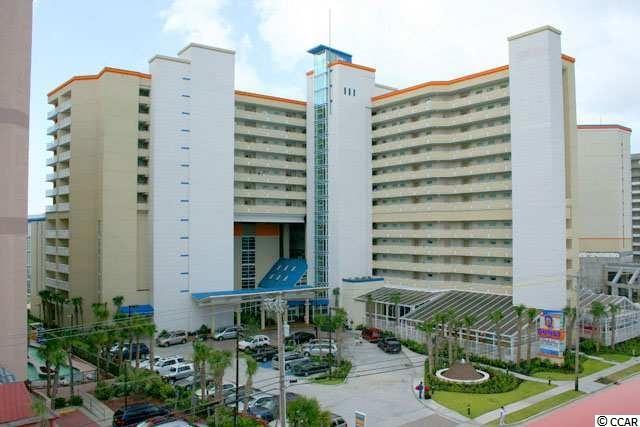 5200 N Ocean Blvd., Unit 208 #208, Myrtle Beach, SC 29577 (MLS #1815703) :: The Hoffman Group