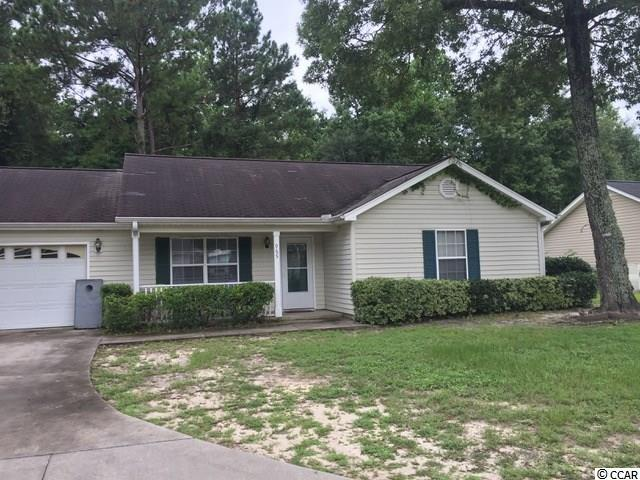 965 Castlewood Dr, Conway, SC 29526 (MLS #1816412) :: The Litchfield Company