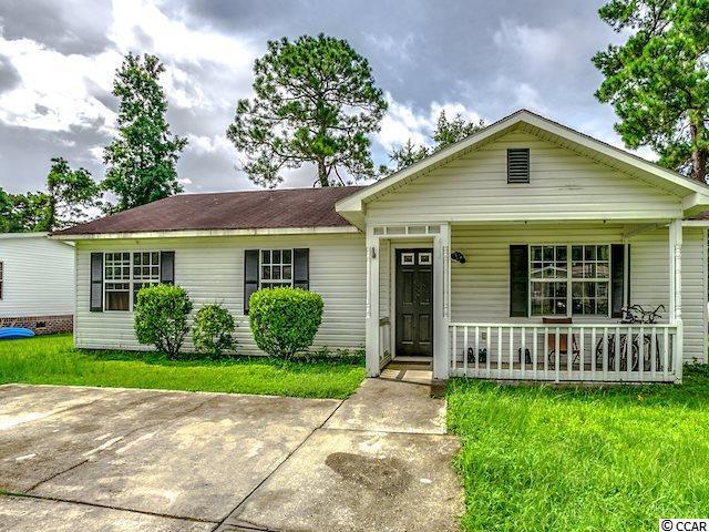414 Persimmon Lane, Myrtle Beach, SC 29579 (MLS #1816496) :: The Litchfield Company