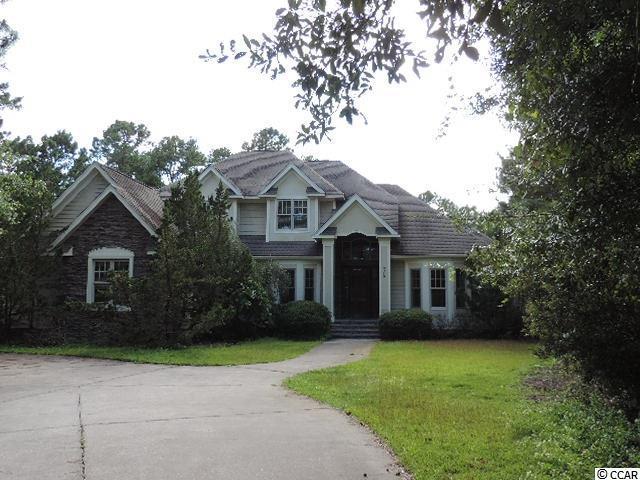 782 Savannah Dr, Pawleys Island, SC 29585 (MLS #1816591) :: SC Beach Real Estate