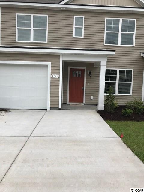 1123 Fairway Ln, Conway, SC 29526 (MLS #1816782) :: The Litchfield Company