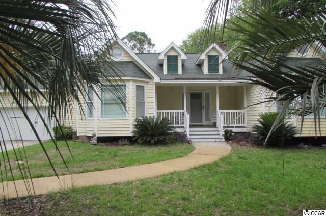 390 Crooked Oak Drive, Pawleys Island, SC 29585 (MLS #1817081) :: The Litchfield Company