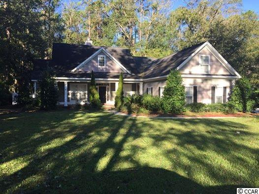 167 William Screven Street, Georgetown, SC 29440 (MLS #1817104) :: The Litchfield Company