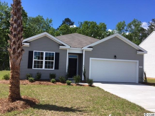533 Affinity Drive, Myrtle Beach, SC 29588 (MLS #1817200) :: Silver Coast Realty