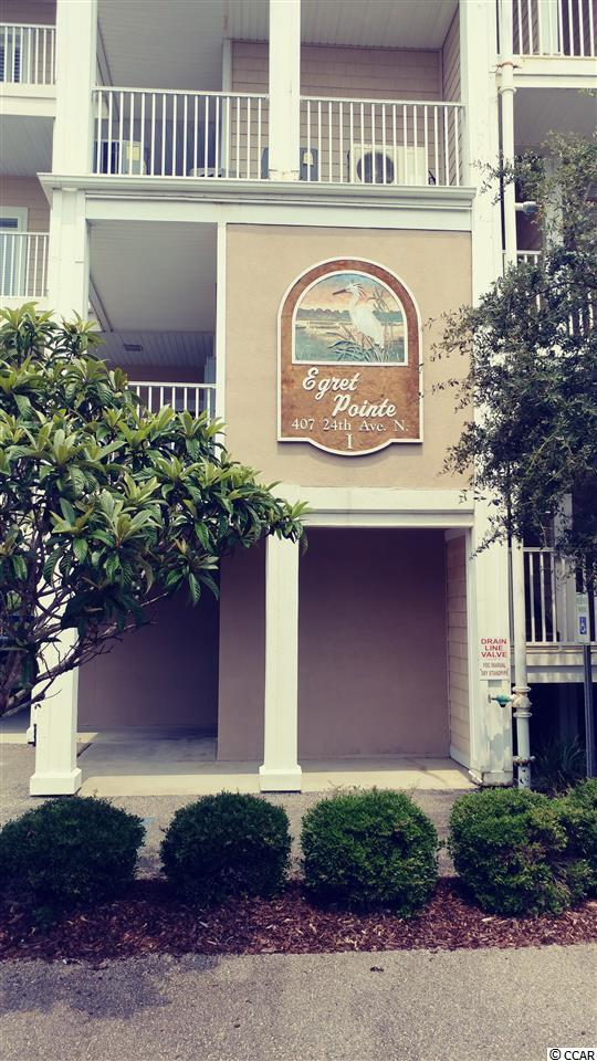 407 N 24th #201, North Myrtle Beach, SC 29582 (MLS #1817368) :: The Litchfield Company