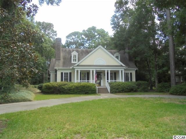 337 Savannah Drive, Pawleys Island, SC 29585 (MLS #1817394) :: SC Beach Real Estate
