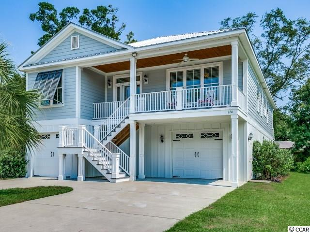 120 Lake Point Drive, Garden City Beach, SC 29576 (MLS #1817844) :: The Litchfield Company