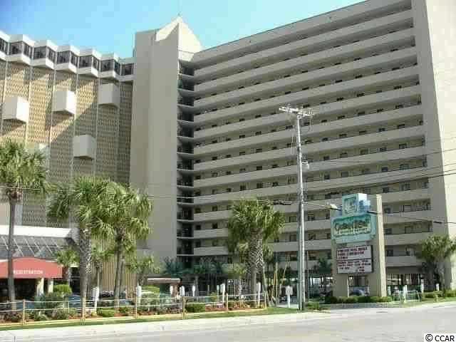 7100 N Ocean Blvd. #318, Myrtle Beach, SC 29572 (MLS #1818039) :: The Hoffman Group