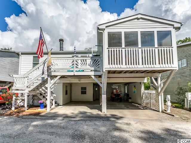 1529 Sunnydale Lane, Murrells Inlet, SC 29576 (MLS #1818259) :: The Litchfield Company