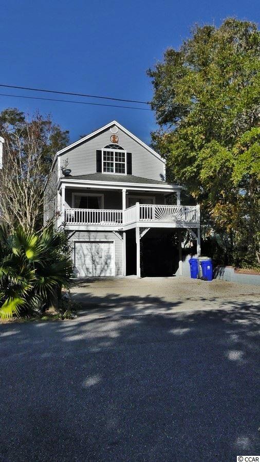114 N Oak Drive, Surfside Beach, SC 29575 (MLS #1818315) :: Myrtle Beach Rental Connections