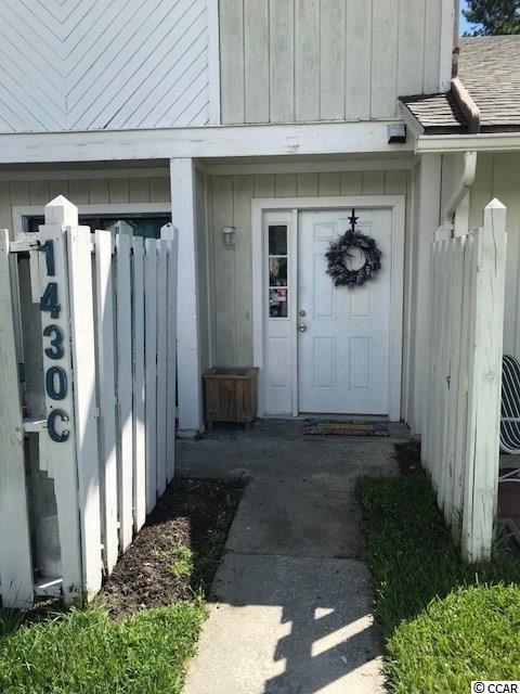 1430 Turkey Ridge Rd. C, Surfside Beach, SC 29575 (MLS #1818519) :: The Litchfield Company