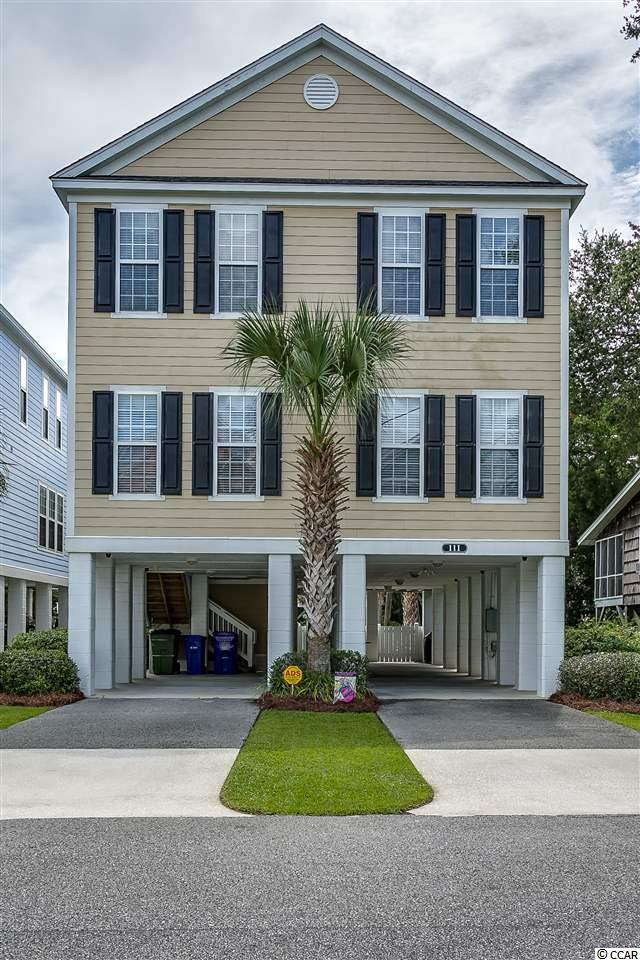 111 N Pinewood Dr. N, Surfside Beach, SC 29575 (MLS #1818733) :: James W. Smith Real Estate Co.