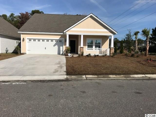 809 Cherry Blossom Ln., Murrells Inlet, SC 29576 (MLS #1818926) :: The Litchfield Company