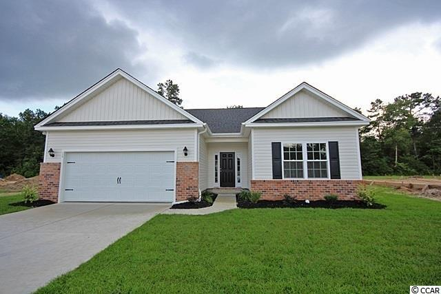 4232 Woodcliffe Drive, Conway, SC 29526 (MLS #1819026) :: The Homes & Valor Team