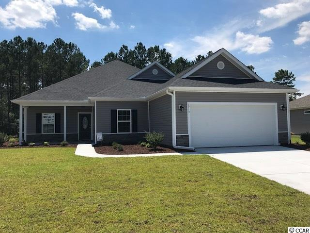 525 Hillsborough Drive, Conway, SC 29526 (MLS #1819030) :: The Litchfield Company