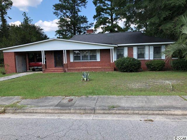 715 Anderson Street, Kingstree, SC 29556 (MLS #1819522) :: The Litchfield Company