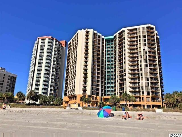 2710 N Ocean Blvd. #824, Myrtle Beach, SC 29577 (MLS #1820965) :: The Trembley Group