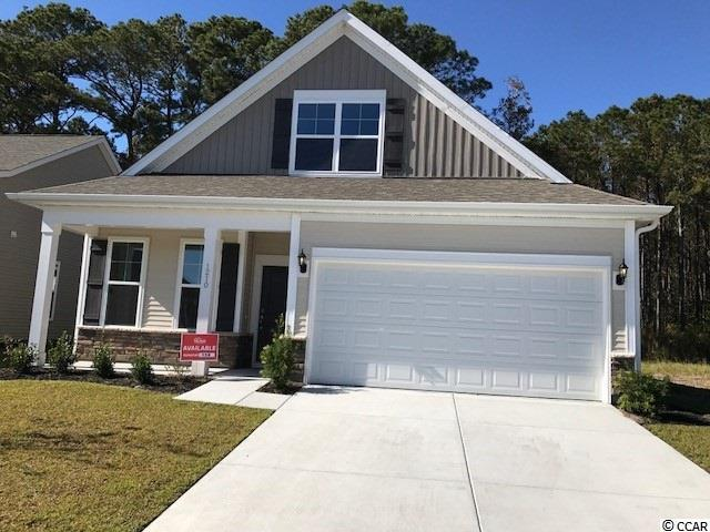 1210 Pyxie Moss Dr., Little River, SC 29566 (MLS #1821680) :: Right Find Homes