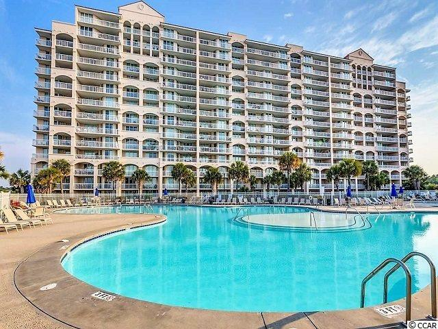 4801 Harbour Pointe Dr. #504, North Myrtle Beach, SC 29582 (MLS #1822202) :: The Hoffman Group