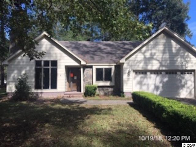 4845 Forest Dr., Loris, SC 29569 (MLS #1822461) :: The Homes & Valor Team