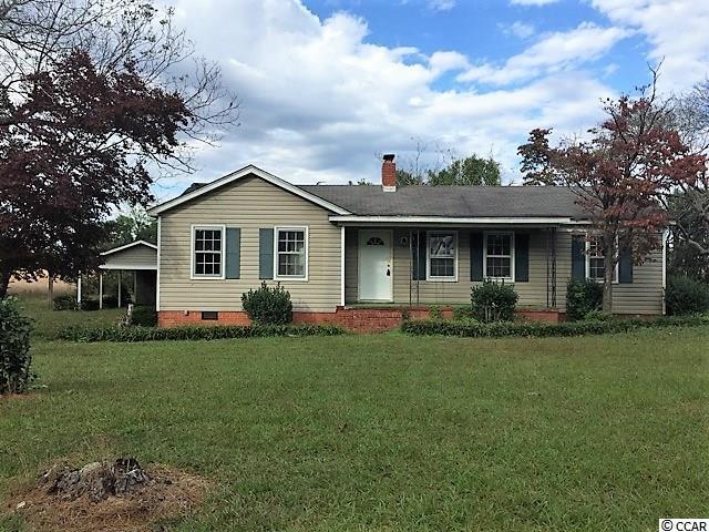1243 E Highway 9, Bennettsville, SC 29512 (MLS #1822664) :: The Homes & Valor Team