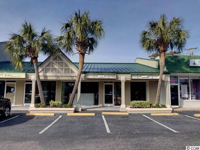 5323 N Kings Hwy., Myrtle Beach, SC 29577 (MLS #1824731) :: The Litchfield Company