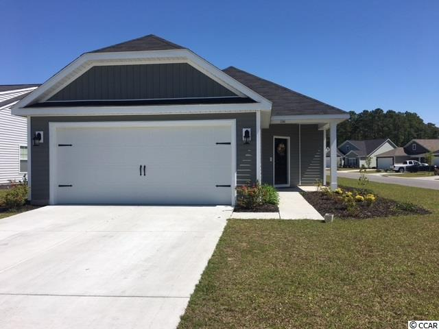 1141 Boleybeg Dr., Myrtle Beach, SC 29579 (MLS #1824769) :: James W. Smith Real Estate Co.