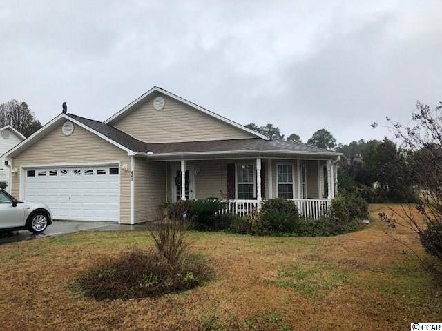 441 Plymouth Loop, Longs, SC 29568 (MLS #1824854) :: The Greg Sisson Team with RE/MAX First Choice