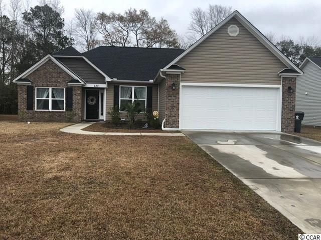 239 Oak Landing Dr., Conway, SC 29527 (MLS #1825485) :: Myrtle Beach Rental Connections