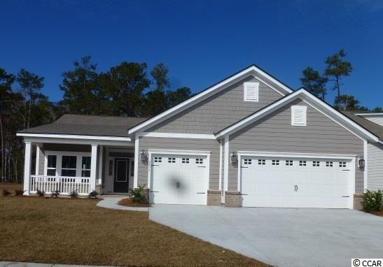 2454 Goldfinch Dr., Myrtle Beach, SC 29577 (MLS #1900103) :: The Trembley Group