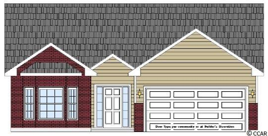 183 Fountain Pointe Ln., Myrtle Beach, SC 29588 (MLS #1900185) :: Right Find Homes