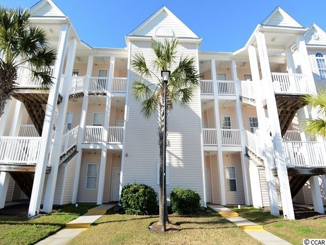 105 Fountain Pointe Ln. #101, Myrtle Beach, SC 29579 (MLS #1900335) :: The Trembley Group