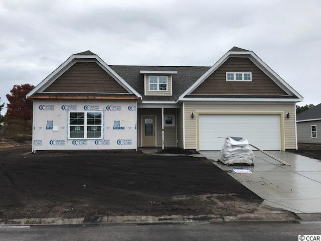 449 Hillsborough Dr., Conway, SC 29526 (MLS #1900502) :: James W. Smith Real Estate Co.