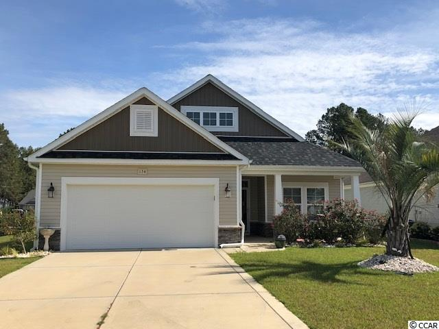 134 Palmetto Green Dr., Longs, SC 29568 (MLS #1900932) :: The Hoffman Group