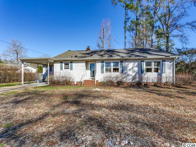212 Sherwood Dr., Conway, SC 29526 (MLS #1901037) :: Myrtle Beach Rental Connections