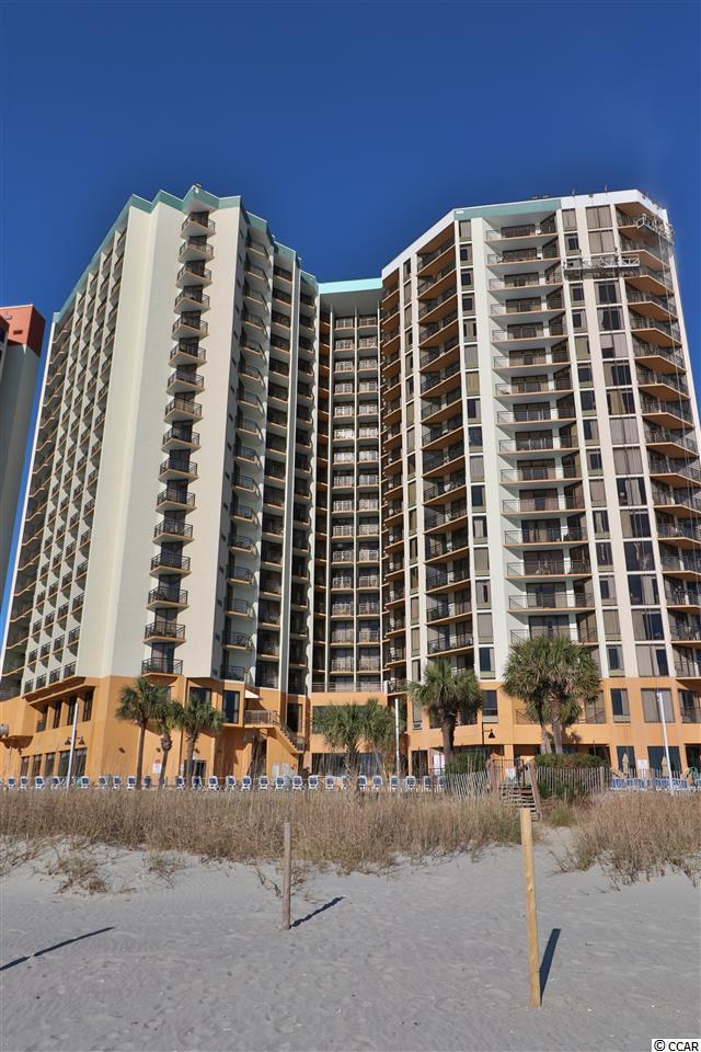 2710 N Ocean Blvd. #1208, Myrtle Beach, SC 29577 (MLS #1901151) :: The Litchfield Company