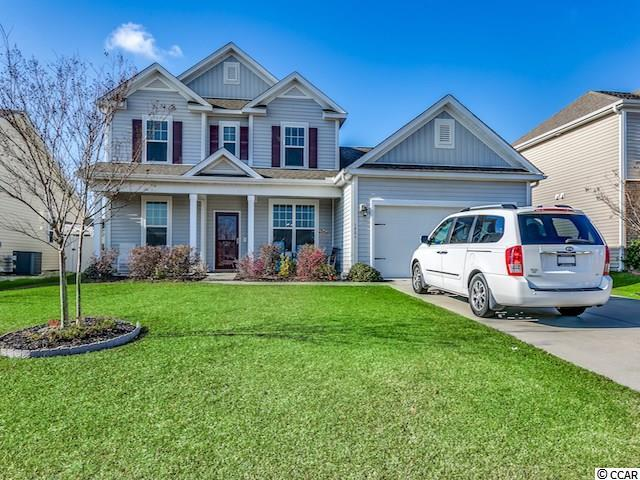 1821 Rotunda Ct., Myrtle Beach, SC 29588 (MLS #1901426) :: James W. Smith Real Estate Co.