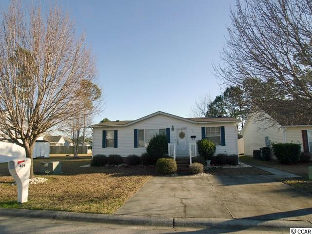 409 Andorra St., Longs, SC 29568 (MLS #1901520) :: The Hoffman Group