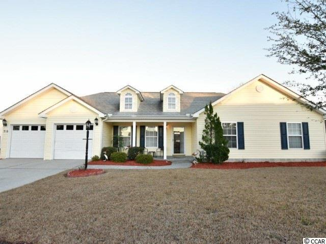 715 Downing Ct., Longs, SC 29568 (MLS #1901871) :: James W. Smith Real Estate Co.