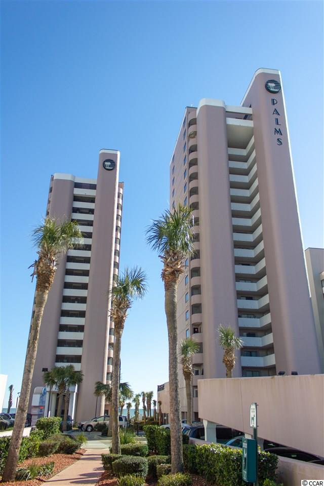 2500 N Ocean Blvd. #103, Myrtle Beach, SC 29577 (MLS #1902400) :: The Hoffman Group